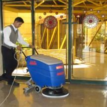 hotels-lobby-scrubbers  شستشوی لابی هتل