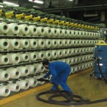 textile-industry-vacuum-cleaner جارو برقی صنعتی نساجی