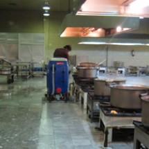 industrial-kitchens-scrubber کفشوی آشپزخانه های صنعتی