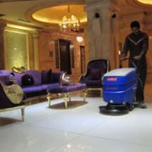 residential-complex-scrubber-dryers شستشوی کف مجتمع های مسکونی
