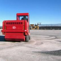 steel-factories-sweeper جاروب صنعتی کارخانجات فولاد