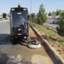 street-cleaning-service خدمات نظافت شهری