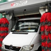 car wash m start کارواش اتوماتیک M START