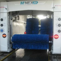 car wash mnex 22 کارواش اتوماتیک M NEX 22