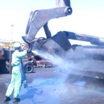 industrial-vehicle-car-wash کارواش ماشین آلات صنعتی