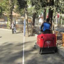 educational-areas-sweepers جارو محوطه مدارس و مراکز آموزشی