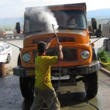 car washes car lifters کارواش ماشین سنگین