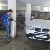 all kinds of car washes انواع کارواش