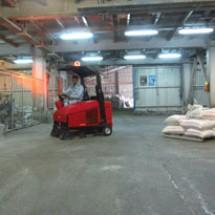 ceramics-factories-sweeper جاروب مکانیزه کارخانه سرامیک
