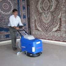 galleries-floor-scrubber زمین شوی گالری ها