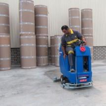 cement-factories-scrubber-اسکرابر-صنعتی کف شوی کارخانه سیمان
