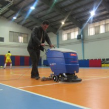 sports-halls-floor-cleaning شستشوی کف سالن های ورزشی