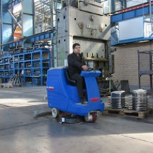 scrubber کفشوی سوله و انبار در صنایع فولاد