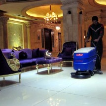 scrubber-hotel-lobby-اسکرابر-هتل زمین شوی لابی هتل