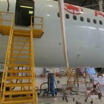 cleaning and maintenance in avitation industry نظافت و نگهداری در صنایع هوایی