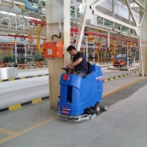 cleaning equipment for automotive industry مکانیزم های نظافتی در صنایع خودروسازی