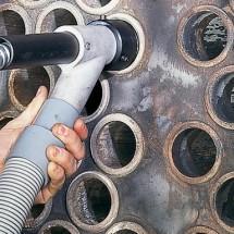 sediment removal boiler industrial vacuum cleaner رسوب زدایی بویلر با جاروبرقی صنعتی