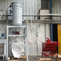 pre separator usage in ceramic industry کاربرد مخزن رابط در صنایع سرامیک