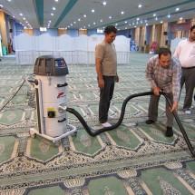 vacuum cleaner chapel school university جاروبرقی نمازخانه مدرسه و دانشگاه