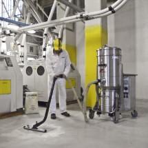 explosion proo industrial vacuum cleaner مکنده صنعتی ضد انفجار