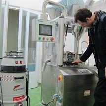 lab industrial  vacuum cleaner جاروبرقی صنعتی آزمایشگاه