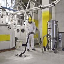 food industry explosion proof vacuum cleaner مکنده ضد انفجار صنایع غذایی