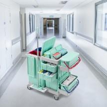 hospital trolley ترولی بیمارستانی