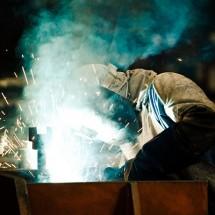 welding vacuum cleaner کاربرد جاروبرقی صنعتی در جوشکاری و فلز کاری