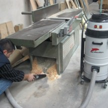 woodworking industrial vacuum cleaner جاروبرقی صنعتی کارخانه چوب بری