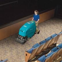 cinema hall cleaning machine دستگاه موکت شوی سالن سینما