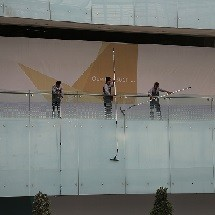 glass cleaning set نماشوی دستی مجتمع تجاری
