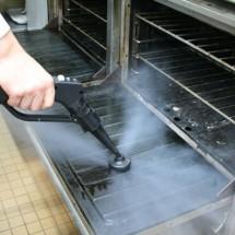 food industry steam cleaner بخارشوی صنعتی در صنایع غذایی