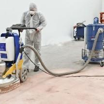 vacuum cleaner floor grinding کاربرد جاروبرقی صنعتی در کفسابی