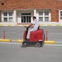 terminal-areas-sweeper جاروب محوطه پایانه ها