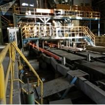industrial  waterjet for steel factories واترجت صنعتی برای یک کارخانه فولاد