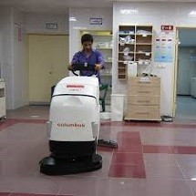 antibacterial scrubber اسکرابر بیمارستانی
