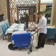 cleaning equipment needed for restaurants دستگاه های نظافتی مورد نیاز برای رستوران ها