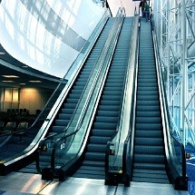 escalator industrial vacuum cleaner جاروبرقی صنعتی پله برقی