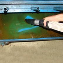 cleaning machines مکنده صنعتی کارخانه جات نساجی