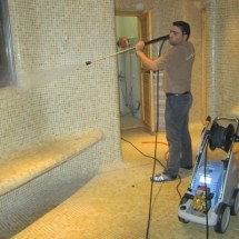pressure washer for pool واترجت صنعتی استخر و پارک آبی