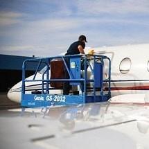 industrial cleaning aviation industr نظافت صنعتی صنایع هوایی
