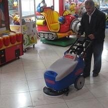 recreation centers industrial cleaning نظافت مکانیزه مراکز تفریحی