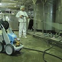 hot pressure washer hospital cleaning کاربرد دستگاه کارواش آب گرم مراکز درمانی
