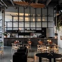 restaurant floor polisher scent system جذب مشتری با پولیشر صنعتی و خوشبو کننده رستورانی