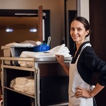 hotel cleaning steps نظافت هتل در چند گام ساده