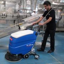 warehouses-scrubber-dryer کفشوی انبار صنایع غذایی