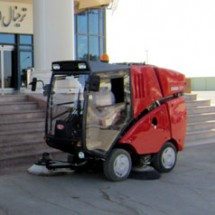 industrial-cleaning-airport-and-parkings نظافت محوطه و پارکینگ فرودگاه
