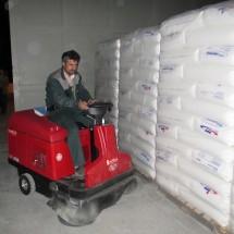 petrochemical-industry-warehouse-sweeper نظافت انبار صنایع پتروشیمی