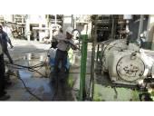 شستشوی قطعات و تجهیزات شوینده های فشار قوی آب گرم