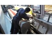 مکنده جاروبرقی پر کاربرد در نساجی مکنده ویژه نساجی